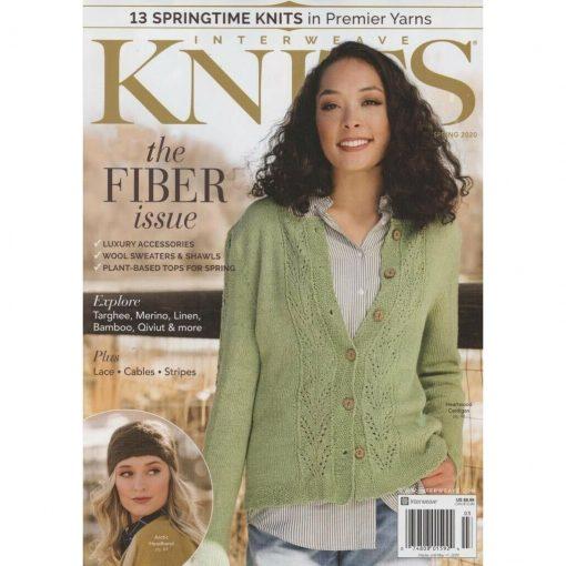 Interweave Knits Magazine Spring 2020