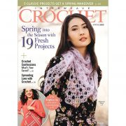 Interweave Crochet Magazine - Spring 2020