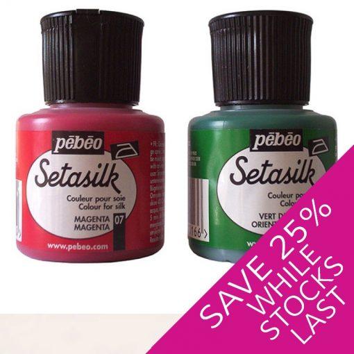 Discount on Pebeo Setasilk