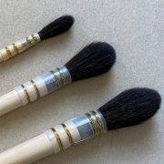 Squirrel Hair Mop Brushes