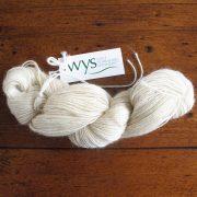 Wensleydale Natural Undyed Aran Yarn