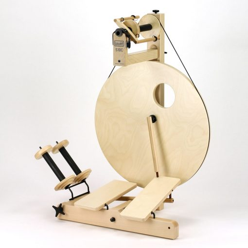 Louet Concept S10 Classic Wheel Irish Tension Double Treadle