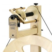Louet Concept S10 Flyer with sliding hooks