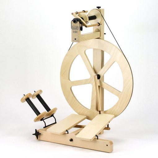 Louet Concept S10 5 Spoke Wheel Irish Tension Double Treadle