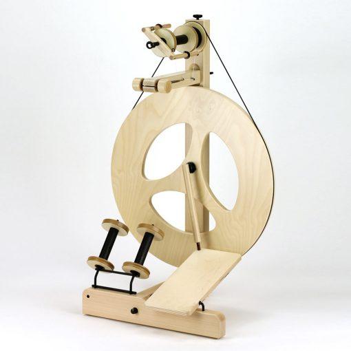 Louet S10 Concept Spinning Wheel 3 spoke
