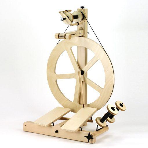 Louet 5 spoke wheel option