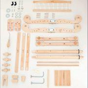 Kromski Harp Forte loom contents