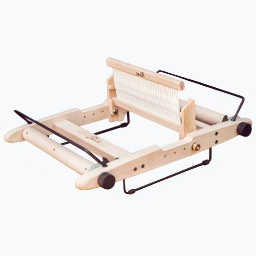 Kromski Presto Rigid Heddle Loom Set up