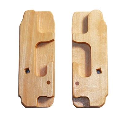Pair of Second Heddle Blocks for Kromski Presto Looms