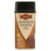 Liberon Superior Danish Oil for spinning wheels