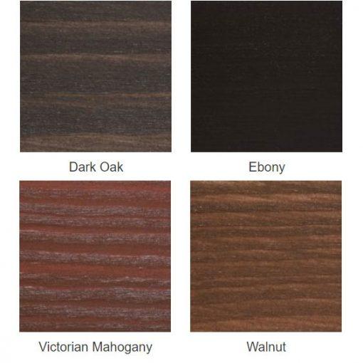 Wood Dye Colours
