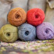 4 Ply Wool Yarns