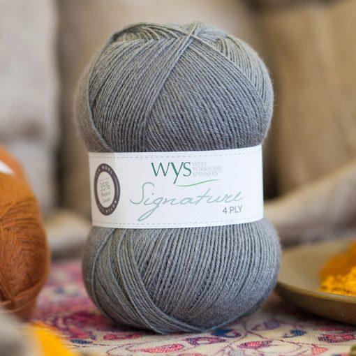 Spice Rack Signature Series 4 ply Yarn - Poppy Seed