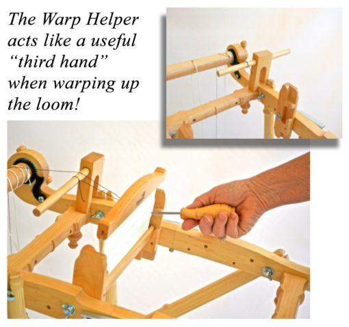 Warp Helper on Harp Forte