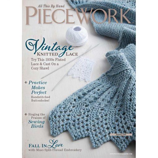 Piecework Magazine - Summer 2020