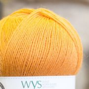 West Yorkshire Spinners 4 ply Yarn - Tumeric 100g