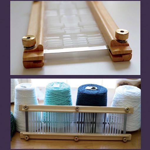 Kromski Weaver's Choice Heddle Reeds for Presto Loom