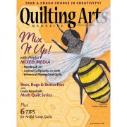 Quilting Arts June / July 2020