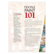 Quilting Arts June / July 2020 Issue