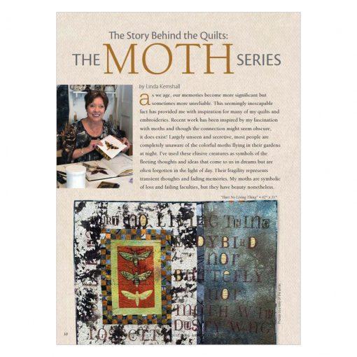 Quilting Arts Magazine - June / July 2020