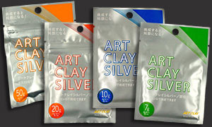 Art Clay Silver Clay UK Supplier