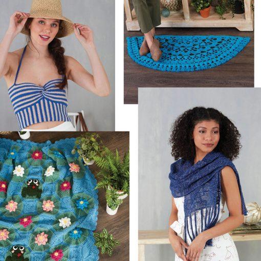 Inside Crochet Magazine Summer 2020