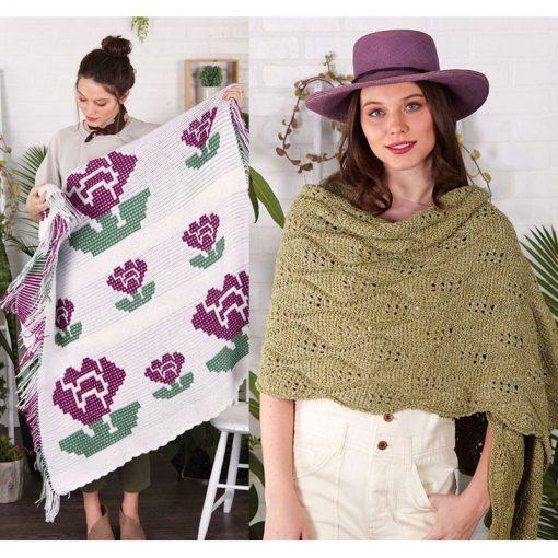 Inside Interweave Crochet Magazine Summer 2020