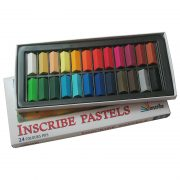 24 Inscribe Pastels