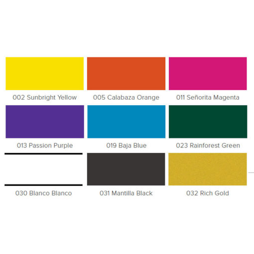 Pinata Exciter Pack Colours