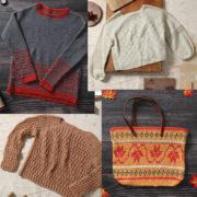 Autumn Crochet Patterns