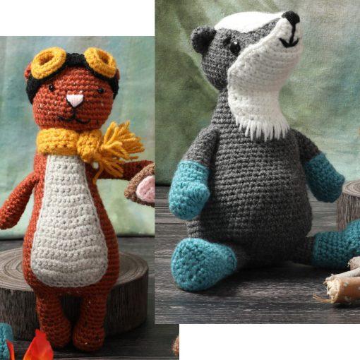 Fall 2020 issue of Interweave Crochet Magazine