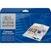 Cotman Watercolour Set 16 x 3