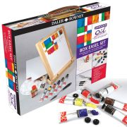 Graduate Oils Set with Easel