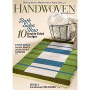 Handwoven magazine November 2020