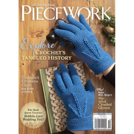 Piecework Magazine Winter 2020