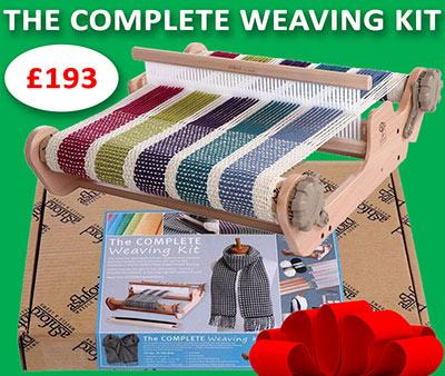 The Ashford Complete Weaving Kit