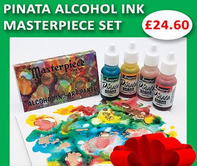 Pinata Alcohol Ink Set