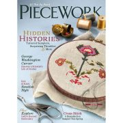 Piecework Magazine January 2021