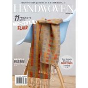 Handwoven Magazine March/April 2021